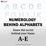 English Alphabets A to E