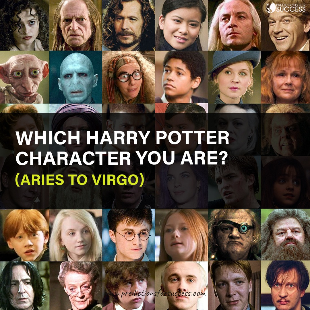 Harry porter characters